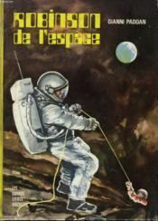 Robinson De L'Espace - Couverture - Format classique