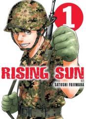 Rising sun T.1 - Couverture - Format classique