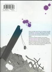 Gangsta T.7 - 4ème de couverture - Format classique