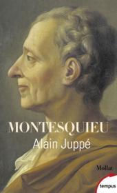 Montesquieu - Couverture - Format classique