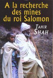 A La Recherche Des Mines Du Roi Salomon - Intérieur - Format classique