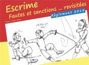 Escrime fautes et sanctions... revisitées ; règlement 2018 - Couverture - Format classique