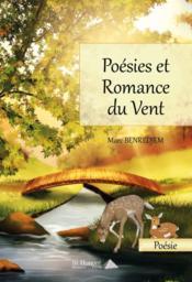 Poésie et romance du vent - Couverture - Format classique