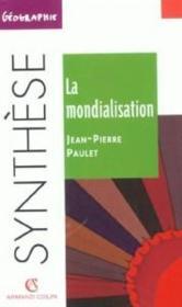 La Mondialisation ; 2e Edition - Couverture - Format classique