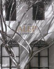 Alep - Intérieur - Format classique
