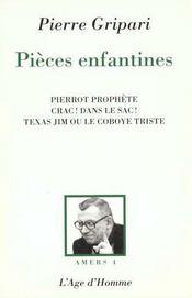 Pieces Enfantines/Amers 4 - Intérieur - Format classique