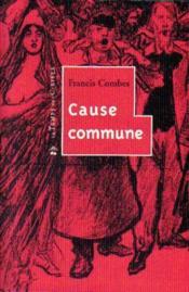 Cause commune - Couverture - Format classique