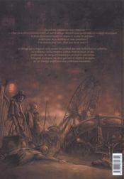 Archipel t.2 ; les marchands de sable - 4ème de couverture - Format classique