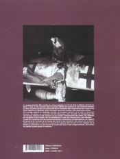 La bataille dans le ciel d'allemagne tome 1 - 4ème de couverture - Format classique