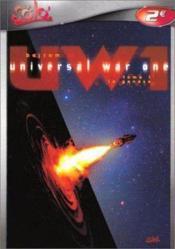 Universal war one t.1 ; la génèse - Couverture - Format classique