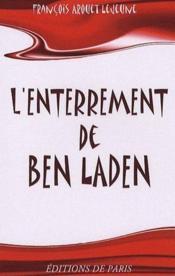 L'enterrement de Ben Laden - Couverture - Format classique