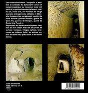 Les Souterrains - 4ème de couverture - Format classique