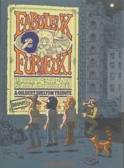 Fabuleux furieux ! hommage en freak style ; a Gilbert Shelton tribute - Intérieur - Format classique