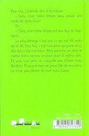 Tonton green - 4ème de couverture - Format classique