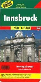 Innsbruck - 4ème de couverture - Format classique