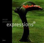 Expressions : modern flower arrangement - Couverture - Format classique