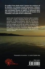 L'Etoile Et La Lance Victorieuse - 4ème de couverture - Format classique
