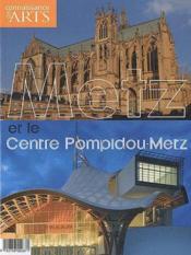 CONNAISSANCE DES ARTS N.455 ; Metz et le Centre Pompidou-Metz - Couverture - Format classique