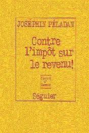 Contre Limpot Sur Le Revenu ! - Couverture - Format classique
