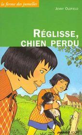 Reglisse Chien Perdu - Intérieur - Format classique