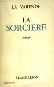 La Sorciere. - Couverture - Format classique
