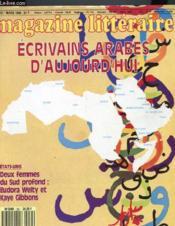 Magazine Litteraire N°251 - Ecrivains Arabes D'Aujourd'Hui - Couverture - Format classique