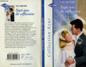 Sept Ans De Reflexion - The Right Husband - Couverture - Format classique