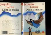 Djin La Malice - Couverture - Format classique