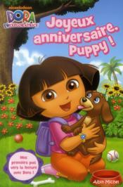 Joyeux anniversaire, Puppy ! - Couverture - Format classique