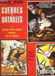 Guerres Et Batailles - Numero Special Hors Serie / N°11 - Couverture - Format classique