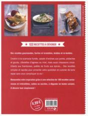 Cuisine express pour tous les jours - 4ème de couverture - Format classique
