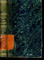 Etudes Philosophiques Louis Lambert - Les Proscrits - Seraphita / Oeuvres Completes 38e Vol. - Couverture - Format classique