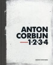 Anton Corbijn 1-2-3-4 - Couverture - Format classique