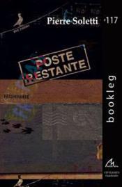 Poste Restante - Couverture - Format classique