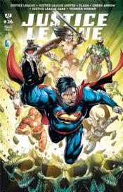 Justice League saga N.26 - Couverture - Format classique