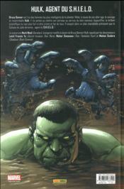 Indestructible Hulk T.1 ; des dieux et des monstres - 4ème de couverture - Format classique