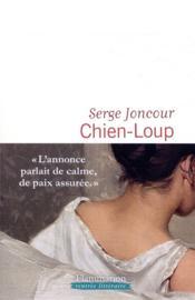 Chien-loup - Couverture - Format classique
