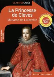 La princesse de Clèves (édition 2020) - Couverture - Format classique