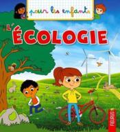 L'écologie - Couverture - Format classique