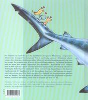 Dessous Des Requins (Les) - 4ème de couverture - Format classique