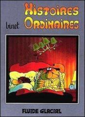 Histoires ordinaires - Couverture - Format classique