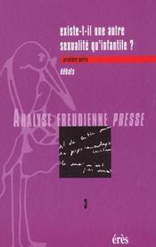 Analyse Freudienne - Intérieur - Format classique