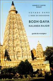 Voyages dans l'inde - bodh gaya - Couverture - Format classique