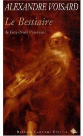 Le bestaire de Guy-Noël Passavant - Couverture - Format classique