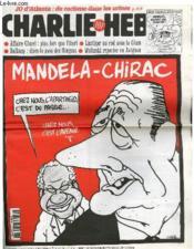 Charlie Hebdo N°213 - Mandela-Chirac