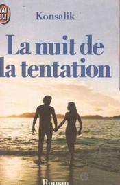La Nuit De La Tentation *** - Couverture - Format classique