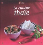 La cuisine thaie - Couverture - Format classique