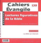 Lectures Figuratives De La Bible Ce139 - Couverture - Format classique