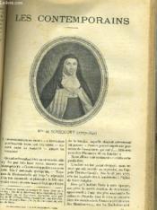 Mme DE SOYECOURT (1757-1849) - Couverture - Format classique
