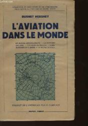 L'Aviation Dans Le Monde - Couverture - Format classique